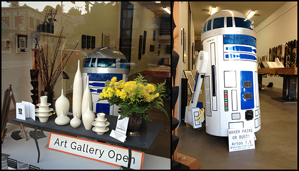 Artoo 1.5 by Rich Kallenberger, at Panorama Framing!